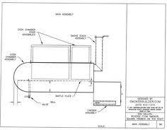 Backyard Smokers Plans Build A Backyard Smoker Pictures Diagrams And Video Backyard