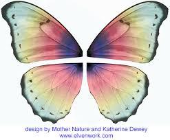 wing designs by katherine dewey printables