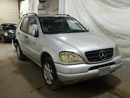 2000 mercedes ml430 auto auction ended on vin 4jgab72e5ya207193 2000 mercedes