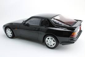 porsche 944 silver ls collectibles porsche 944 turbo s pre order 1 18 black ls023c