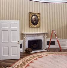 white house renovation 2017 photos show white house renovation to fix air conditioning daily