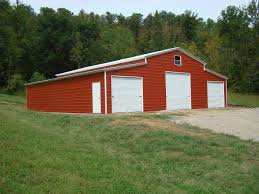 Red Barn Clarksville Tn Tennessee Tn Metal Garages Barns Sheds And Buildings