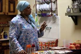 baisee dans sa cuisine une histoire ghalia mahmoud la cuisine populaire au coeur du