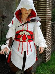 Ezio Halloween Costume Chibi Ezio Auditore Assassin U0027s Creed Costume