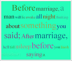 think about it quotes before marriage a will lie awake all