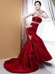 brautkleider rot weiãÿ brautkleid rot rote brautkleider hochzeitskleid rot günstig