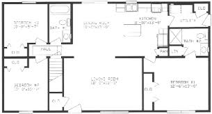 split floor house plans interesting design ideas ranch house plans with split bedrooms 5