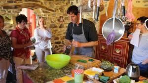 cours de cuisine cotes d armor lannion guillaume fornasier ce cuistot qui mitonne à domicile