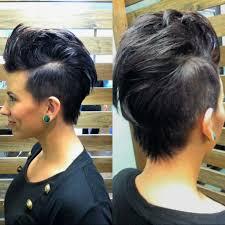 new age mohawk hairstyle best 25 female mohawk ideas on pinterest short hair mohawk