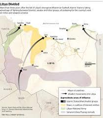 Map Of Libya Libya Declares Force Majeure Oil U0026 Gas 360