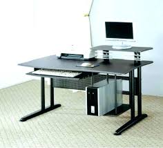 Ikea Standing Desk Galant Ikea Standing Desks Sikea Hackers Standing Desk Galant Owiczart