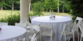 chairs and tables rentals triangle party rentals
