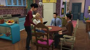 superfan brilliantly recreates u0027friends u0027 in u0027the sims 4 u0027