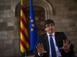 the catalan independence referendum is a much bigger issue for the