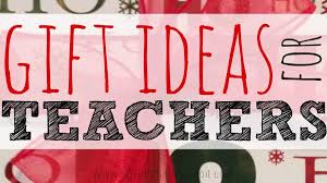 christmas gift ideas for teachers how do the jones do it