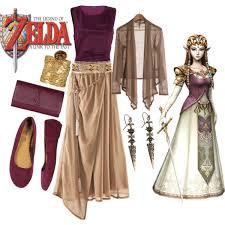 Princess Zelda Halloween Costume Zelda Princess Hyrule Twilight Princess