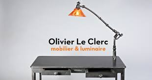 bureau de clerc olivier le clerc mobilier luminaire bureau acier porcelaine