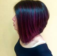 short hairstyles with peekaboo purple layer 321 best color images on pinterest balayage balayage hair and