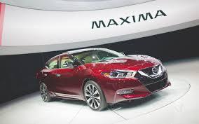 nissan maxima front wheel drive exclusive no all wheel drive for the 2016 nissan maxima u0027s future