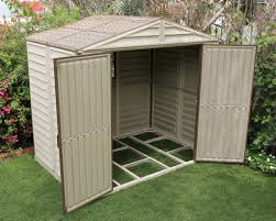 backyard storage sheds kits home outdoor decoration