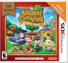 nintendo selects animal crossing new leaf welcome amiibo for
