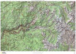 Topography Map Jmt Topo Maps Onthetrail Org On The Trail Guide To The Outdoors