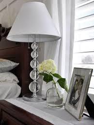 bedroom homelight all black chandelier bedside lights led light