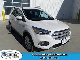 Ford Escape Light Bar - new 2017 ford escape for sale devils lake nd vin