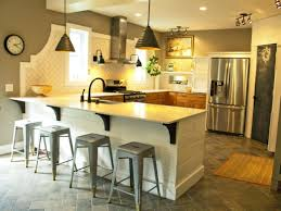 Kitchen Upper Cabinets Lighting A Kitchen Without Upper Cabinets Thesecretconsul Com