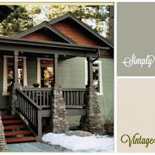 Exterior Home Painting Ideas Best 25 Cabin Paint Colors Ideas On Pinterest Brown Kitchen