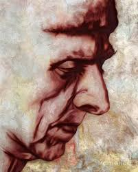 quaid e azam face painting by gull g