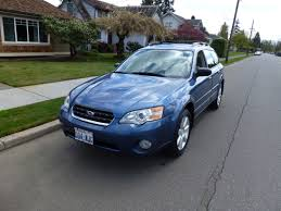 blue subaru outback 2007 2007 subaru outback for sale awd auto sales
