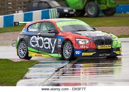 ebay motors uk donington uk 18th mar 2014 colin turkington driving his ebay