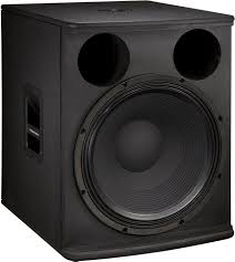 subwoofer for home theater electro voice elx118p 18 inch powered subwoofer pssl