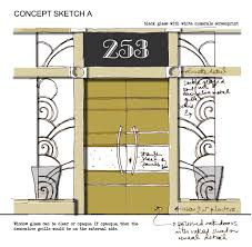 Interior Design Sketches by Entrance Design Sketches U2013 Ivy Ngeow Architecture And Interior Design