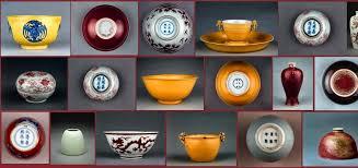 Chinese Markings On Vases Kangxi Porcelain Reign Marks Feet