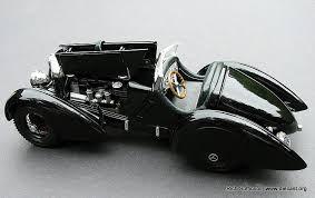 mercedes ssk 1 24 1930 mercedes ssk trossi black prince