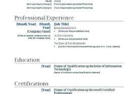 resume templates free printable free printable resume templates markpooleartist
