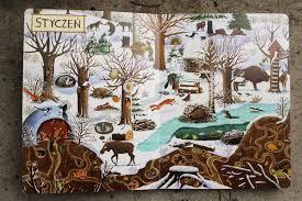 le si e image result for rok w lesie emilia dziubak