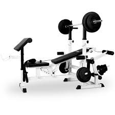Home Gym Weight Bench Klarfit Fit Ks02 Workout Machine Review