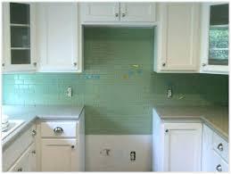 green glass tiles for kitchen backsplashes glass subway tile kitchen backsplash inspirations kitchen glass tile