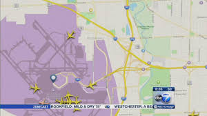 Chicago Ord Airport Map cancellations delays continue after ground stop at o u0027hare midway