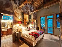 Rustic Bedroom Home Design Styles - Rustic bedroom designs