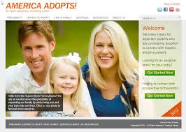 what to do about websites like americaadopts and candadadopts