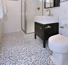 bathroom floor design black and white hexagon bathroom floor tile