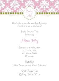 brunch invitation wording ideas baby shower brunch invitation wording paperinvite