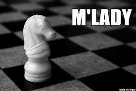 White Knight Meme - white knight chess piece meme on imgur