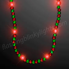 cheap christmas light up necklace light up christmas pins holiday party favors by flashingblinkylights