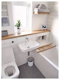 Bathroom Tiles Design Ideas For Small Bathrooms 20 Beautiful Small Bathroom Ideas Oak Shelves Topps Tiles And