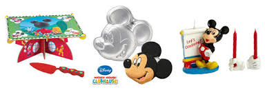 baking with wilton u2013 disney mickey mouse clubhouse birthday u2014 oh